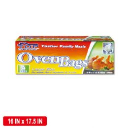 96 Units of Oven bags/4 Count - Food & Beverage