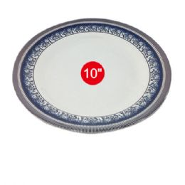 "96 Units of 10""melamine plate - Plastic Bowls and Plates"