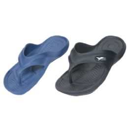 36 Units of Men's Assorted Sports Flip Flops - Men's Flip Flops and Sandals