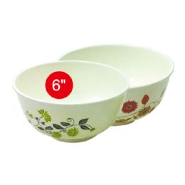 "96 Units of 6"" melamine bowl - Plastic Bowls and Plates"