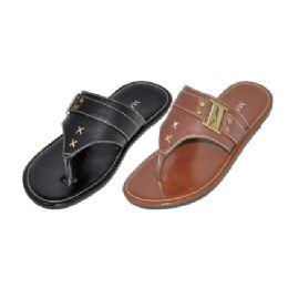 18 Units of Men's Casual Summer Sandals - Men's Flip Flops and Sandals