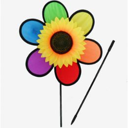 "72 Units of 11"" W Sunflower Windspinner - Wind Spinners"