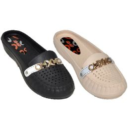 36 Units of Ladies Slip On Casual Summer SHOES