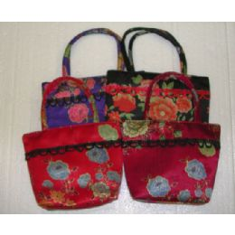 120 Units of Small Bag w/ Lace - Bags Of All Types