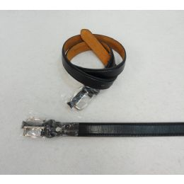 48 Units of Thin Brown Belt All Sizes - Mens Belts