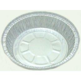 """500 Units of #2107 7"""" Round Container - Aluminum Pans"""