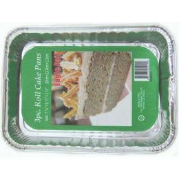 50 Units of 3pc Cake Pan - Frying Pans and Baking Pans