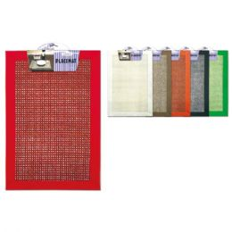 96 Units of Place Mat Assorted Colors - Placemats