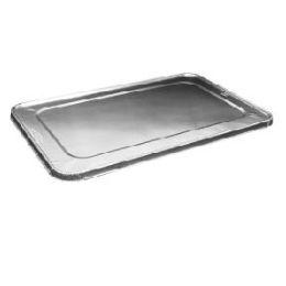2000 Units of Foil Lid For 2059(1l Oblong) - Aluminum Pans