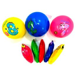 24 Units of Wholesale Air Bounce Ball - Balls