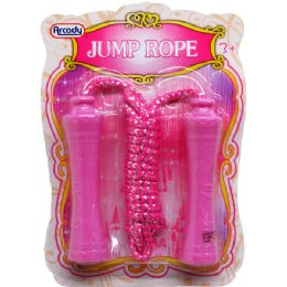 48 Units of JUMP ROPE IN BLISTER CARD - Jump Ropes