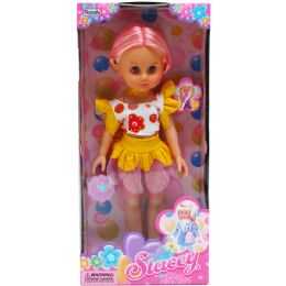 24 Units of STACEY DOLL IN WINDOW BOX - Dolls