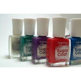 100 Units of Sally Hansen Sugar Coat Nail Polish