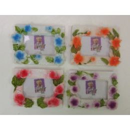"""100 Units of 3""""x2"""" Floral Picture Frame - Picture Frames"""