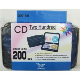 24 Units of 200 Cd Case - CD and DVD Accessories