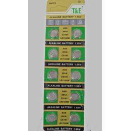 100 Units of Ag8 Batteries(10 Pc.) - Batteries