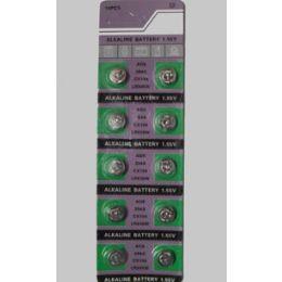 100 Units of Ag9 Batteries(10 Pc.) - Batteries