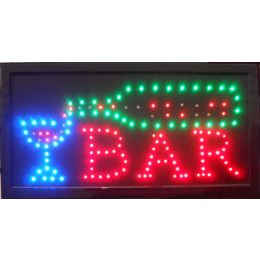 20 Units of Motion Bar Led Sign - Signs & Flags