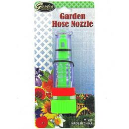 72 Units of Adjustable hose nozzle - Garden Hoses and Nozzles