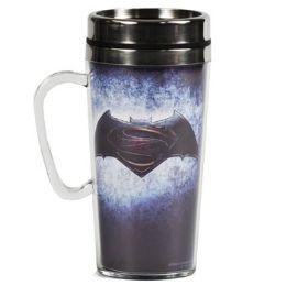 20 Units of Travel Mug 16oz Dawn Of Justice - Coffee Mugs