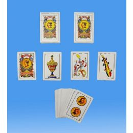 144 Units of Spanish Playing Card - Card Games