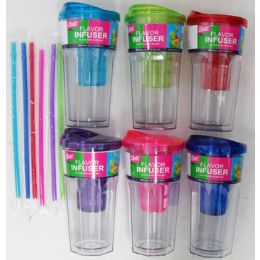 12 Units of Insulated Cup - Sport Water Bottles