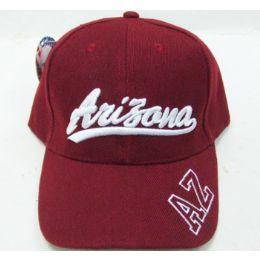 144 Units of Arizona Cap - Hats With Sayings