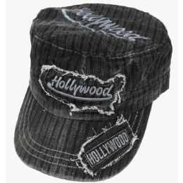 72 Units of Hollywood Fashion Cap - Hats With Sayings
