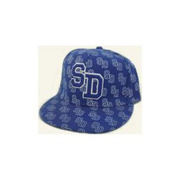 72 Units of Sd Fitted Cap - Hats With Sayings