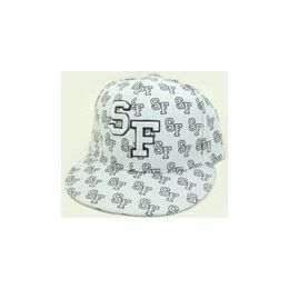 72 Units of Sf Fitted Cap - Hats With Sayings