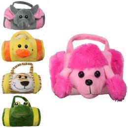 36 Units of Kids Animal Bag Assorted Designs - Animals & Reptiles