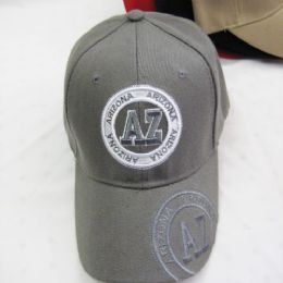 48 Units of ARIZONA BALL CAPS ASSORTED