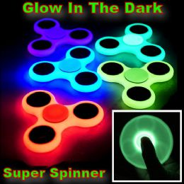 96 Units of Glow High Quality & Long Lastig Spinner - Fidget Spinners