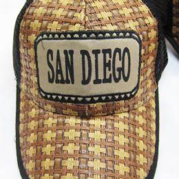 48 Units of San Diego BALL CAP