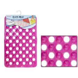 48 Units of Polka Dot Bath Mat - Bath Mats