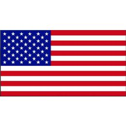 24 Units of American Flag - Signs & Flags