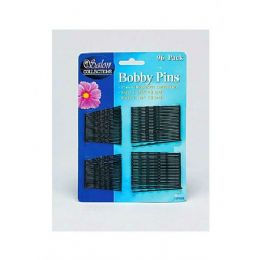 60 Units of Black bobby pins - Hair Accessories