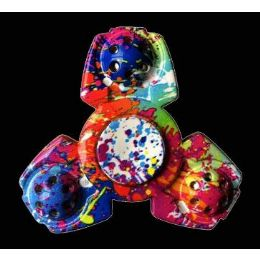 24 Units of Multicolor Spinners for Small Hands - Fidget Spinners