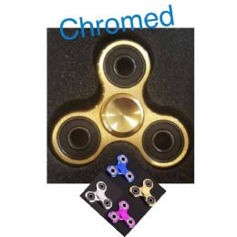 20 Units of Fidget Spinner--Chromed - Fidget Spinners