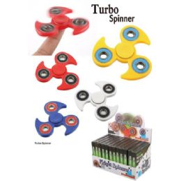 48 Units of Turbo Fan Swirl Spinners 48 pcs per display - Fidget Spinners