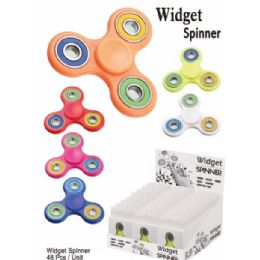 48 Units of Solid Color 48 pcs per display box spinners - Fidget Spinners