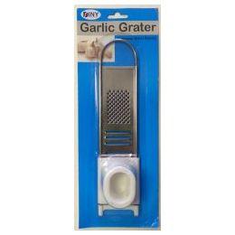 48 Units of Garlic Grater With Stainless Steel Blades - Kitchen Utensils