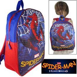 24 Units of Spiderman Homecoming Backpacks. - Backpacks