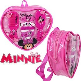 36 Units of 11 Piece Minnie's BoW-Tique Beauty Set Mini Backpacks - Backpacks