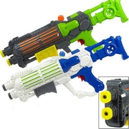 18 Units of DUAL NOZZLE WATER ASSAULT WEAPONS. - Water Balloons