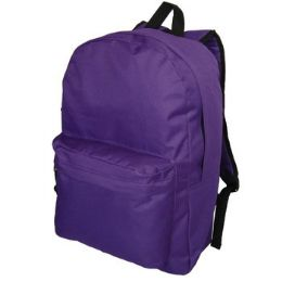 "36 Units of 18"" Simple Backpack Purple - Backpacks 18"" or Larger"
