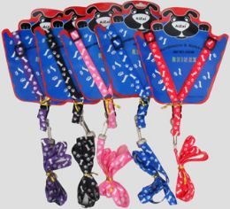 36 Units of Assorted Color Dog Harness - Pet Collars and Leashes