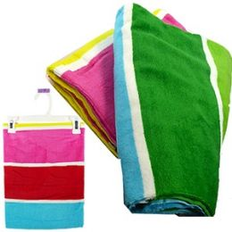 12 Units of Cotton Beach Towels. - Towels