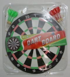 "24 Units of 16"" Dart Board - Darts & Archery Sets"