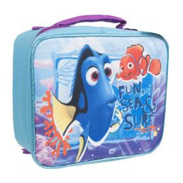 12 Units of Finding Nemo Insulated Lunch Bag - Lunch Bags & Accessories